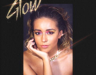 Maca Koller - Glow (Single Cover)