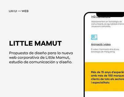 Little Mamut - Web