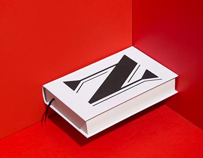 Book Design / Neviditelný