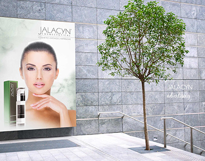 Jalacyn Cosmeceutical Advertising