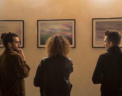 Vernissage The Kasbar, Gibraltar 9.3.19 Pic: J. Perera