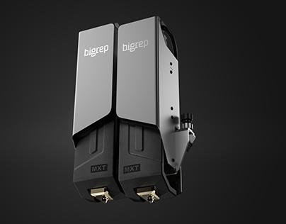 BigRep MXT Extruder