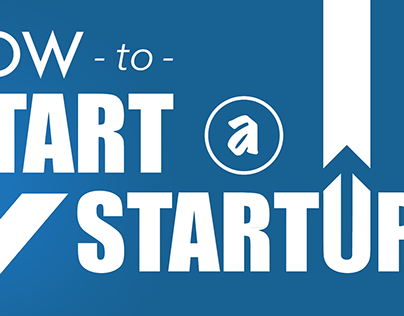 E-House Banner (How to Start a Startup)