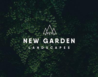 New Garden Landscapes Rebrand
