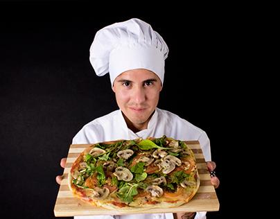 Fotografía Editorial Chef