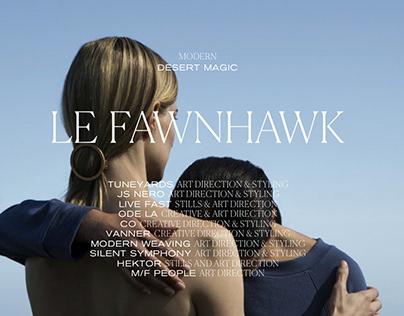 Le Fawnhawk - Los Angeles, California