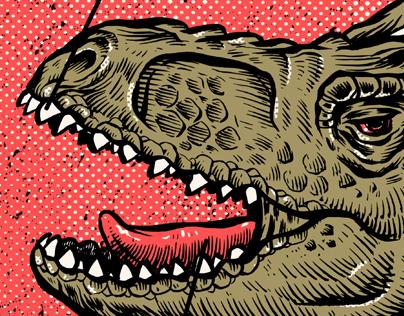Jurassic Anatomy