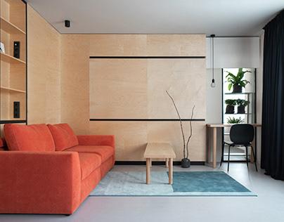Kudryashova apartment