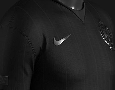 Raja CA | Nike Blackout Special Shirt Concept.