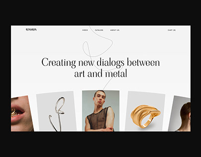 ETHER | Jewelry Online Store