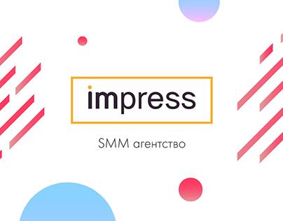 Branding | Impress SMM