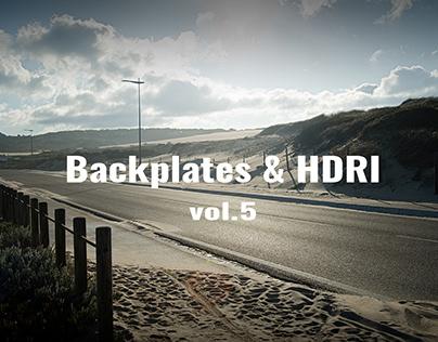 Backplates & HDRI vol.5