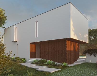 Oeiras-Golf House