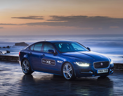 Jaguar XE Development Drives - Portugal