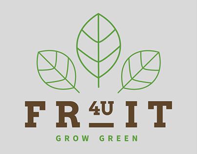 Fruit4U - Grow Green