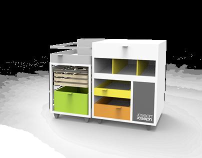 Sustainable kitchen for future