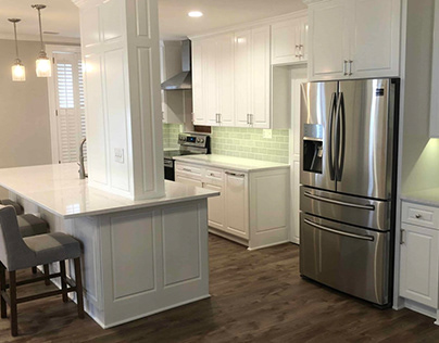 Kitchen Remodeling Project in Kansas City, MO