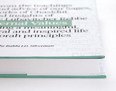 Eternal Values - Book Design
