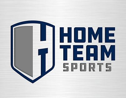 Home Team Sports Rebrand Launch [ Print + Digital ]