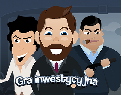 Ted Millionaire - Mobile Game for Investors