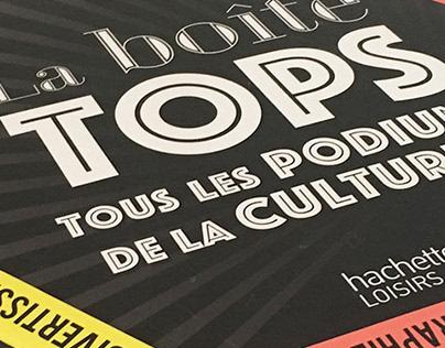 La boîte des Tops - Hachette Loisirs