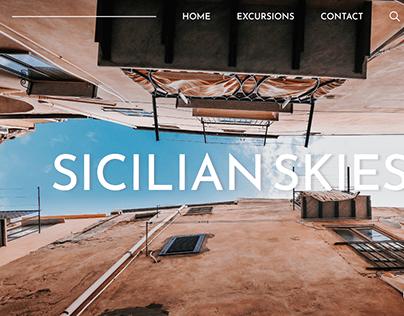 SICILIAN SKIES