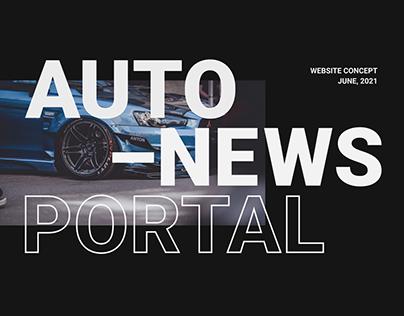 Autonews website