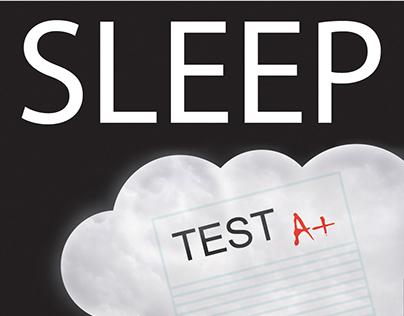 Sleep PSA Posters