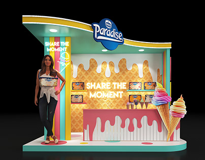 Paradise Booth .