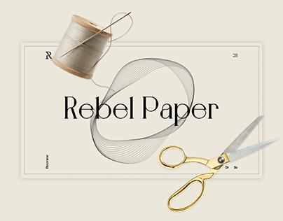 Rebel Paper | PORTFOLIO
