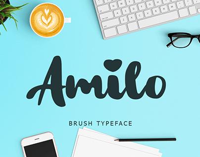 Free Amilo Font