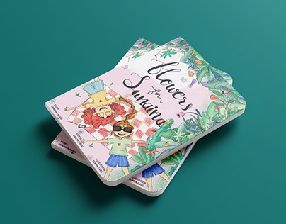 Book Design and Illustrations