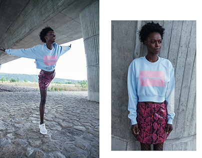 Women fashion - editorial