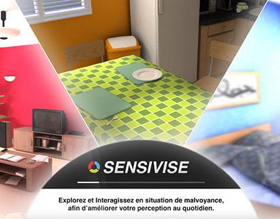 Sensivise - understanding the visual impairment
