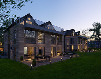 Дом в Осло