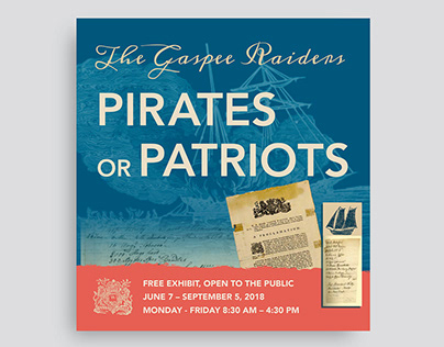 """The Gaspee Raiders"" Exhibition"