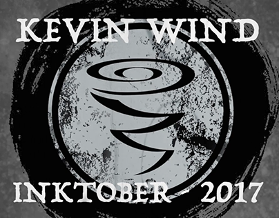 WIND - INKTOBER 2017