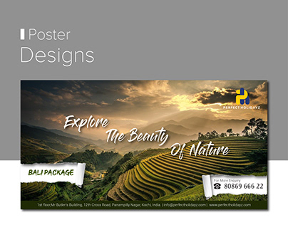 #Poster Designs