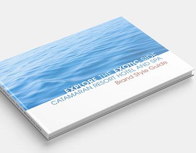 Catamaran Resort Brand Style Guidelines :: Rebrand