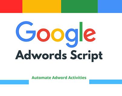 Google Adwords Script