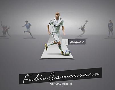 Fabio Cannavaro - Personal Website