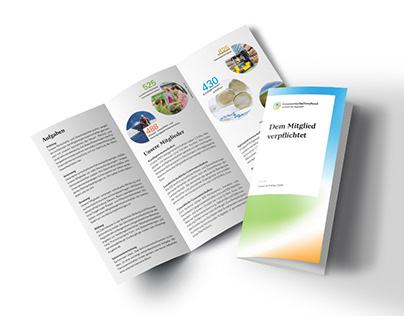 Corporate Design für den Genossenschaftsverband