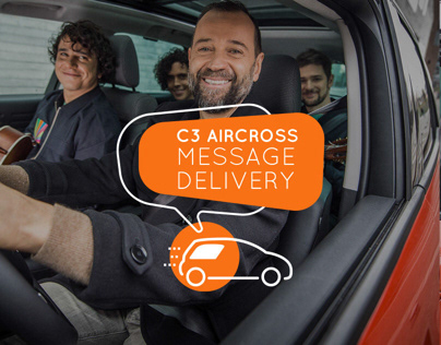 C3 Aircross Message Delivery   Digital activation