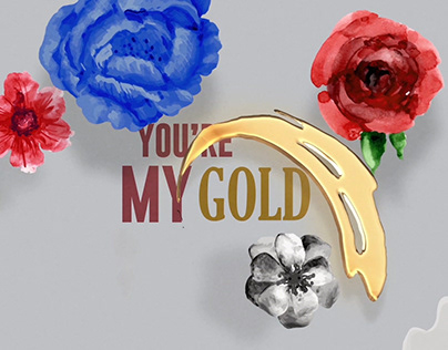 Flynn - My Gold | Lyric Video