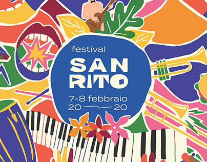 SANRITO FESTIVAL