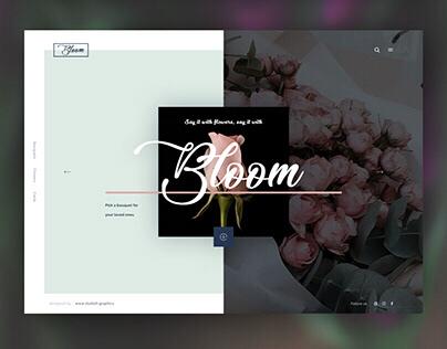 Bloom | Website