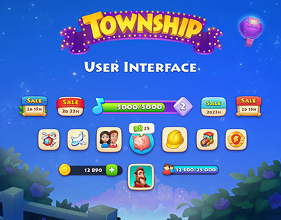 Township User Interface
