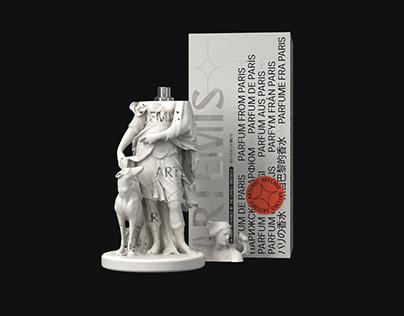 ARTEMIS Perfume Packaging