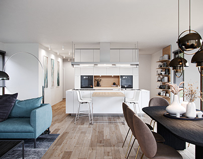 Finest Properties MünchenGmbH im Osthang Interior
