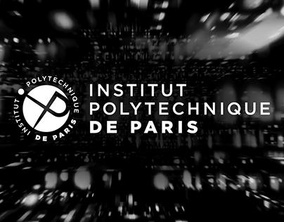 Institut Polytechnique de Paris branding